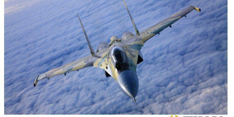 ВИДЕО: Американски B-52 извърши аварийно кацане след среща със Су-27