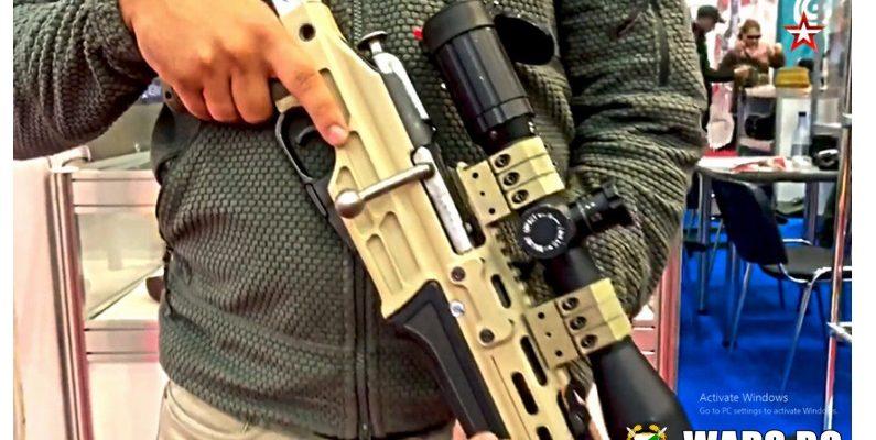 ВИДЕО: вижте модернизирана версия на легендарната винтовка на Мосин