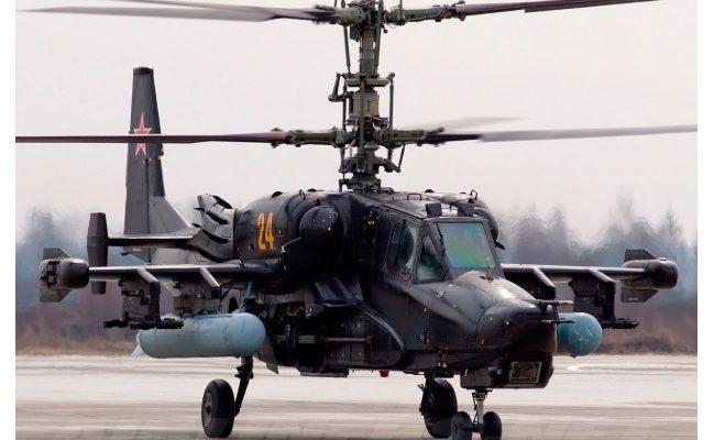 """Защо руският хеликоптер Ка-50 е наречен """"Черна акула""""?"""