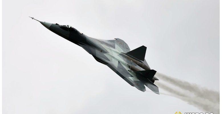 Немски медии: Су-57 ще предизвика фурор на световния оръжеен пазар