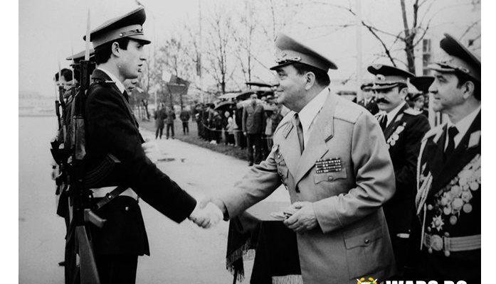 Първенецът на випуска - Румен Радев и неговата бляскава военна кариера