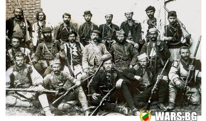 Подвигът на четата от 18 души, която плени над 450 сръбски войници