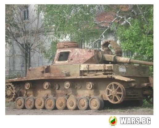 Откриват стари танкове на вермахта окопани по-границата с Турция (ВИДЕО)