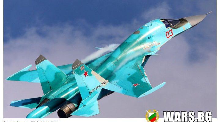 """Самолет със защита: """"Сухой"""" модернизира Су-34"""