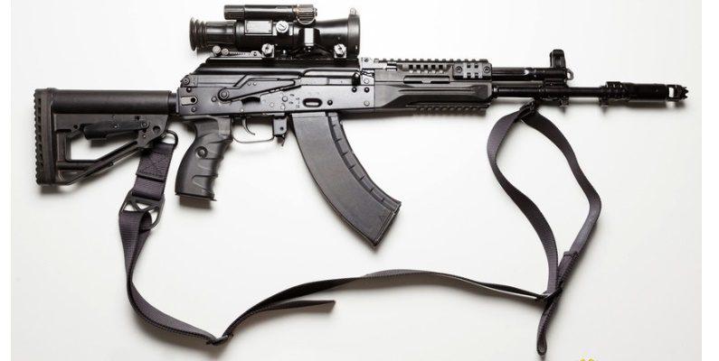 Първата партида от новите АК-12 постъпи във войските
