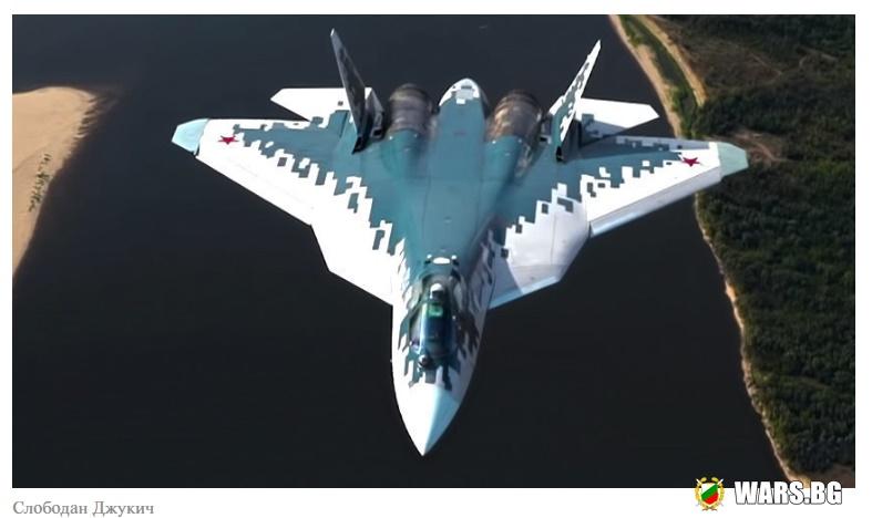 """Герой на Русия: """"Не бих посъветвал никого да тества силата на руския Су-57 върху собствения си гръб"""""""