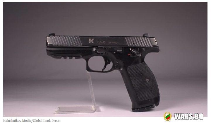 """ВИДЕО: Вижте как е конструиран пистолетът """"Лебедев"""""""
