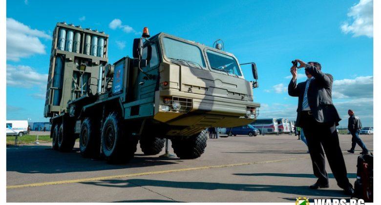 """Щит и меч """"Витяз"""": на какво е способен новият ЗРК С-350"""
