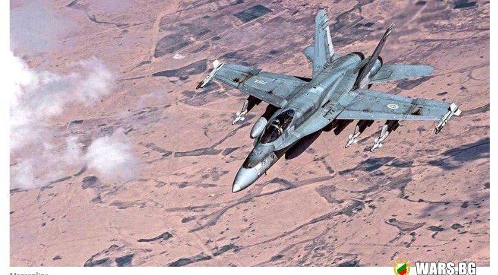 Американски медии: Може ли нашият F/A-18 да се конкурира с китайския J-20 и руския Су-57?