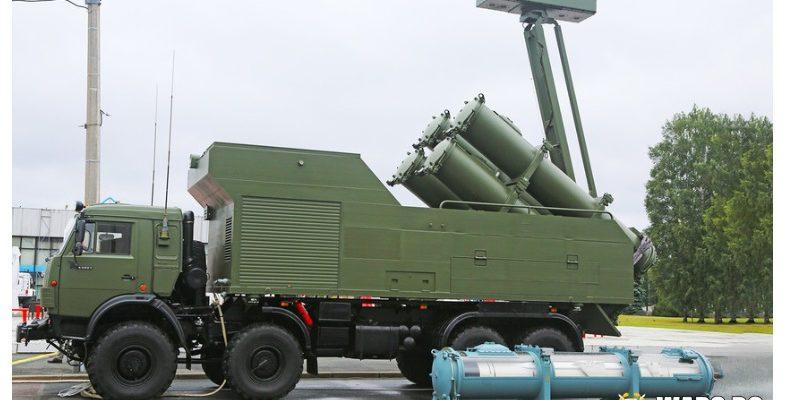 """Представиха звездата на изложението в Санкт Петербург - ракетната система """"Рубеж-МЭ"""""""