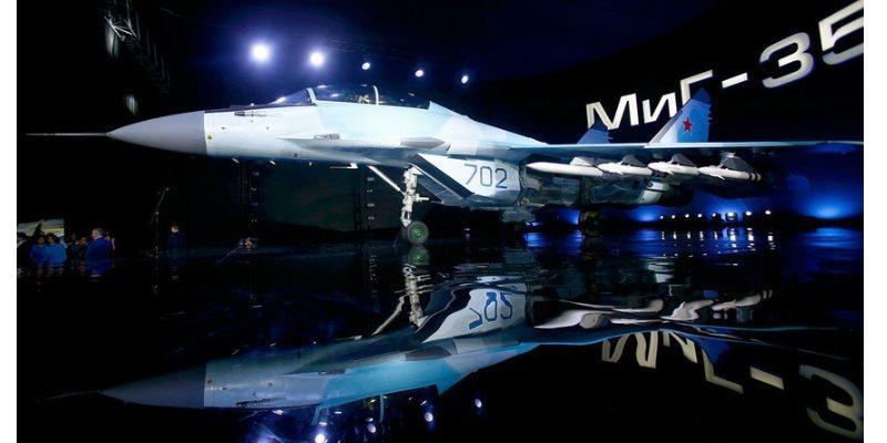 Руският МиГ-35 vs американския F-35: медии сравниха двата изтребителя