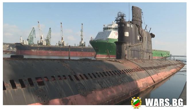 """Безславна гибел за последната българска подводница """"Слава"""""""
