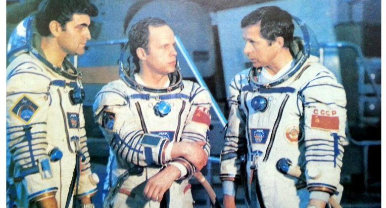 Втората космическа слава на България