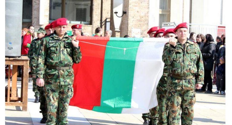 Без военни мероприятия на закрито за 3-ти март