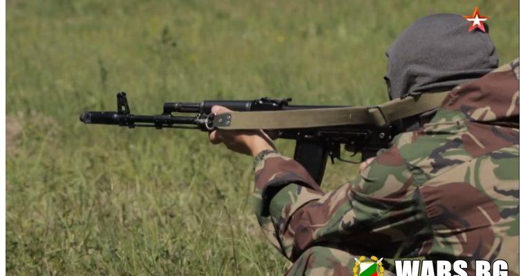 """ВИДЕО: И куршумите стават на парчета - вижте изпитанията на комплекса """"Махаон-Практика"""""""