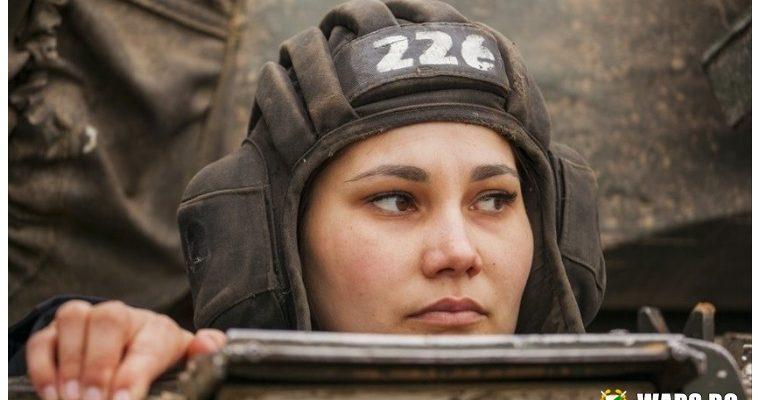 ВИДЕО: Първият руски женски танков екипаж в действие