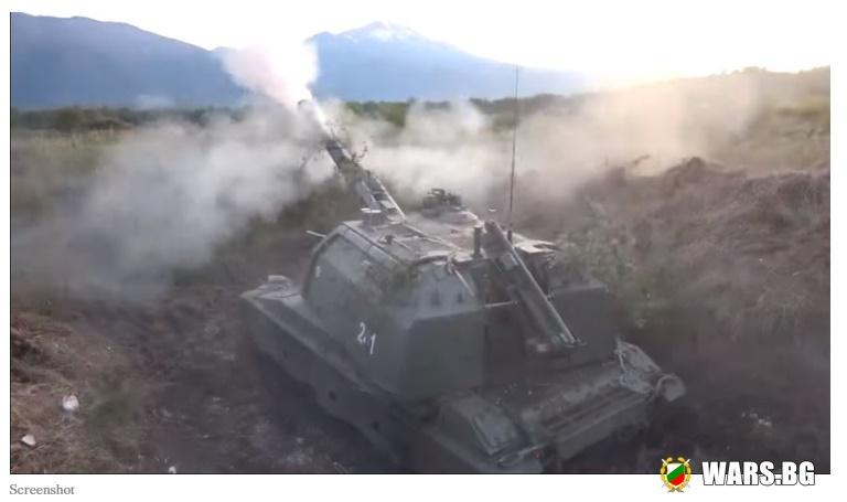 """Убийци на артилерия: заснеха съвместната работа на РЛС """"Зоопарк"""" и САУ (ВИДЕО)"""