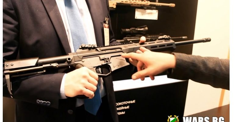 В Русия започна серийното производство на аналог на американската винтовка AR-15