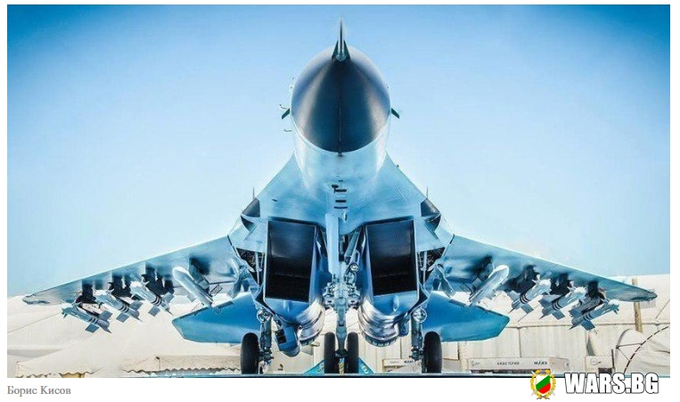 В САЩ оцениха новия МиГ-35