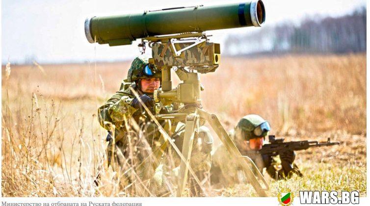 Руската армия се сдобива с голям лазерен полигон за ученията на сухопътните си войски