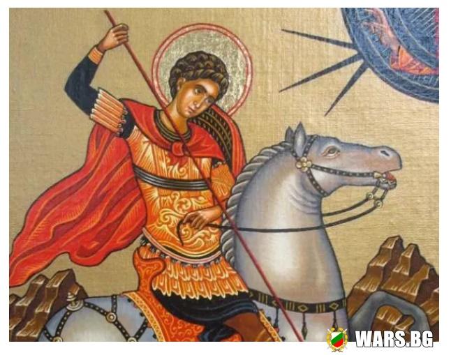 Българинът, който подарява икони!