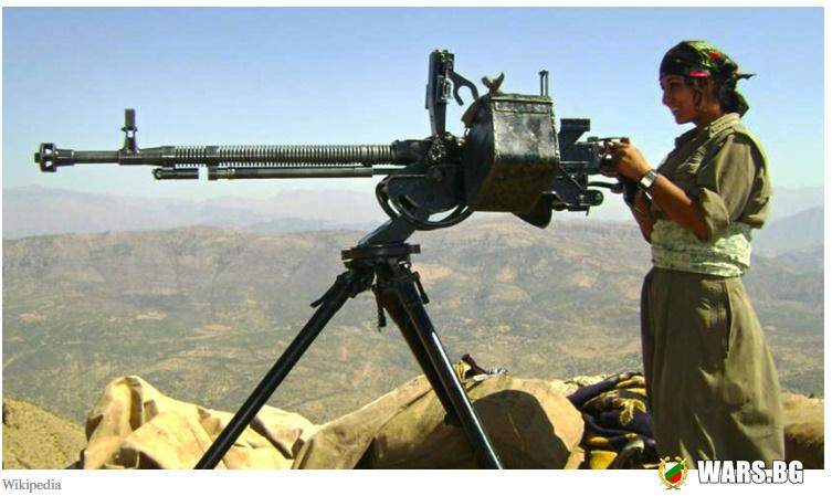 Оръжие на победата: как легендарната картечница ДШК оставя следа в историята