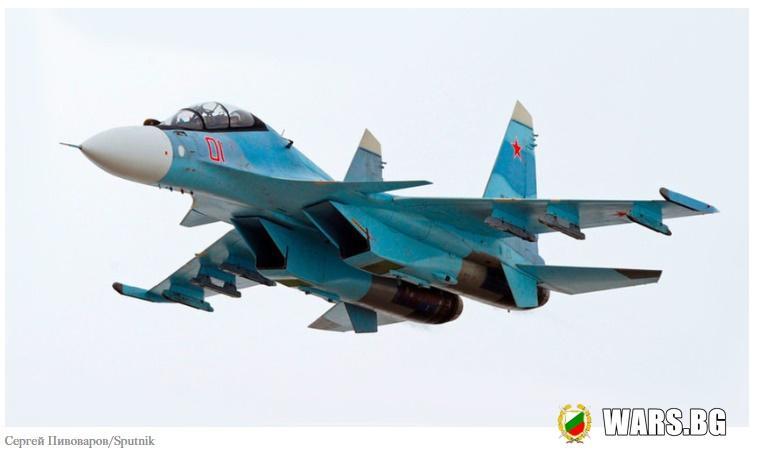 Каква нова система получи модернизираният изтребител Су-30СМ(Д)?