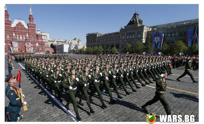 Макрон отива на военния парад за Деня на победата в Москва! Списък на присъстващите лидери