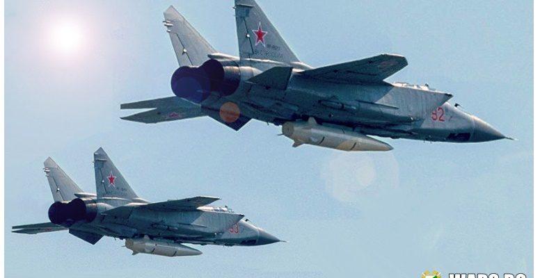 """Руските учени активно работят за повишаване на скоростта на ракетата """"Кинжал"""""""
