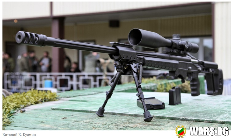 Още по-мощен: увеличен е обсегът на поразяване на руския снайпер Т-5000