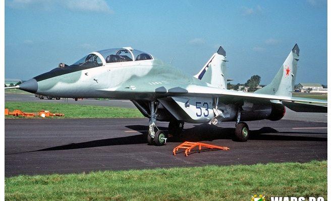За 5 г. заради НАТО България ликвидира 400 бойни самолета и закри 9 авиобази