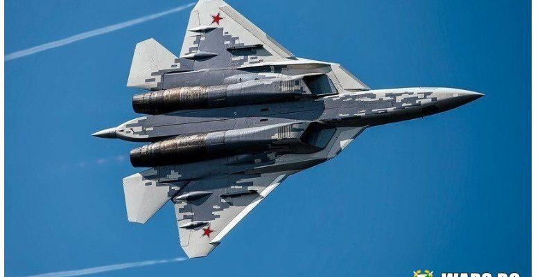 НАТО класифицира руския изтребител от пето поколение Су-57: Престъпник!