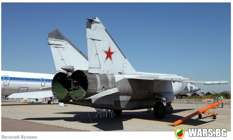 Кой е съветският изтребител, изплашил САЩ и НАТО?