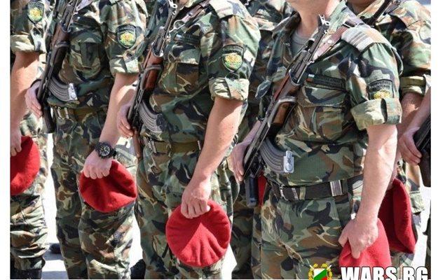 България изпрати 40-ия контингент в Афганистан