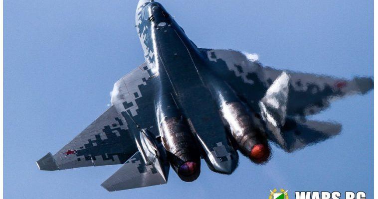 """Актуално: Разработват ракети с намалени габарити за """"невидимия"""" изтребител Су-57"""