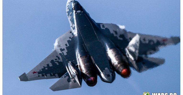 """В комбинация с """"Черния орел"""": Китай планира да използва възможностите на Су-57 и своя J-20"""