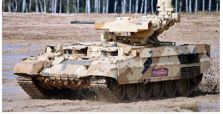 """Руската армия ще получи роботизирани БМП и """"Терминатори"""""""