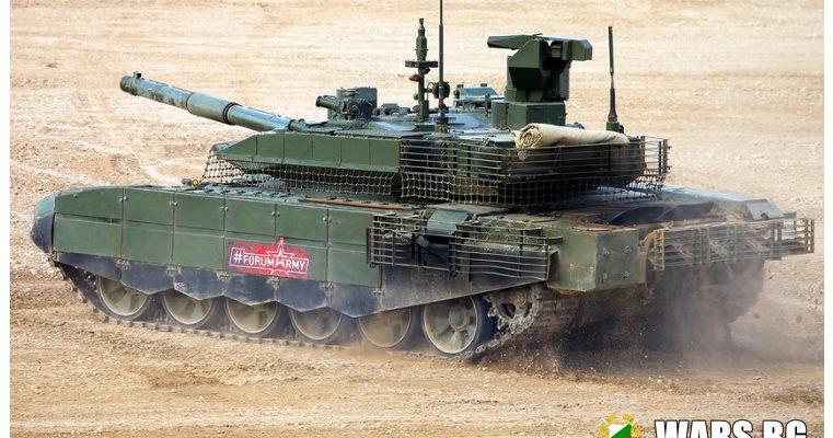 """По-добър от Abrams: посочиха преимуществата на новия руски танк Т-90М """"Прорив-3"""""""