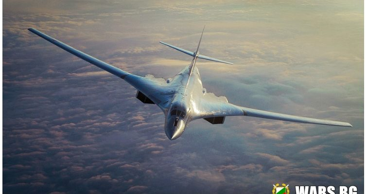 """От руското министерство на отбраната разказаха за модернизацията на """"стратезите"""" Ту-160М и Ту-160М2"""