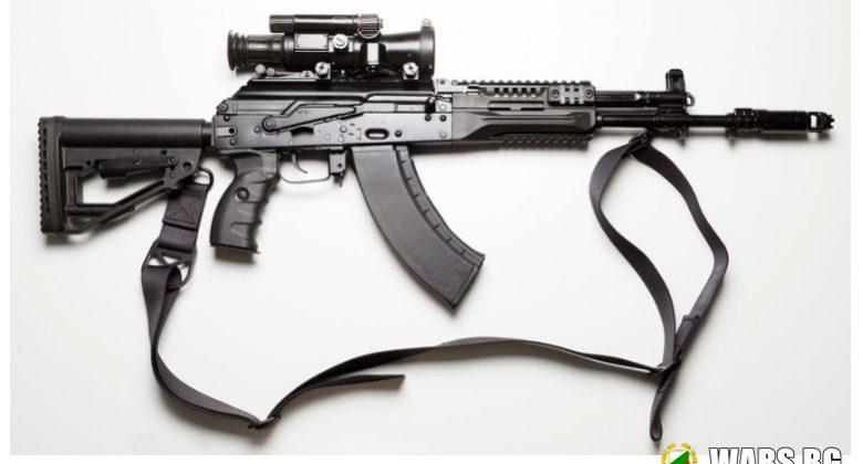 През тази година руската армия ще се сдобие с десетки хиляди автомата АК-12