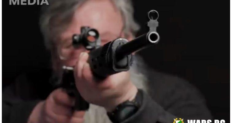 ВИДЕО: Показаха малкоизвестната снайперска винтовка ТСВ-1