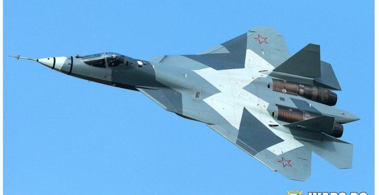 Защо кръстиха руския изтребител от пето поколение Су-57