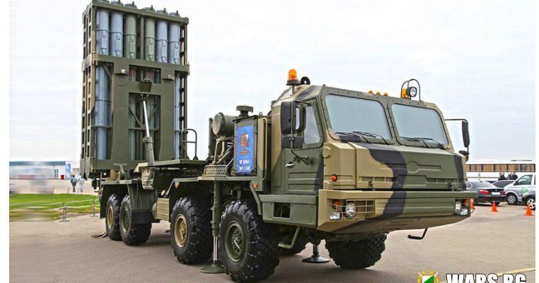 """ВИДЕО: Вижте всички тайни на руския ЗРК С-350 """"Витязь"""""""