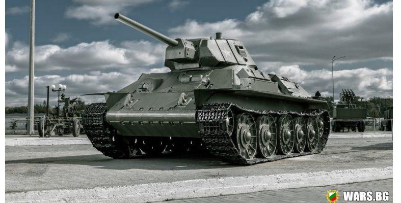 Символи на Победата във Втората световна война: Известна съветска военна техника