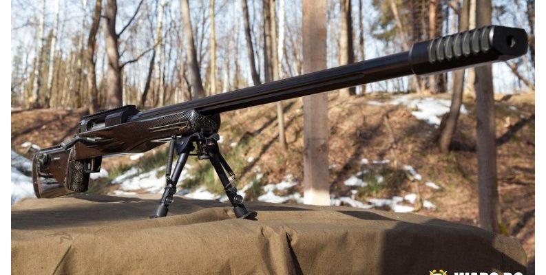 """""""Сумрак"""": единствената в света снайперска винтовка за унищожаване на цели на разстояние от 4 км"""