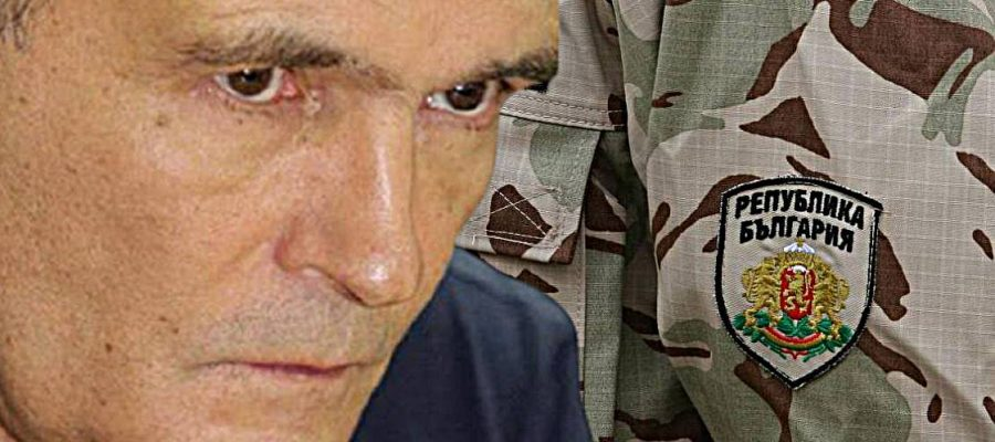 Васил Божков: Да върнем честа на пагона