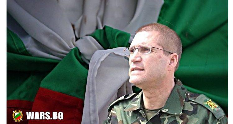 Николай Цонев - Министър на отбраната на двадесетилетието