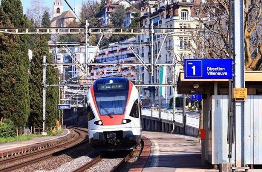 Терор в Швейцария! Мъж се развилня с огън и нож във влак, има тежко пострадали