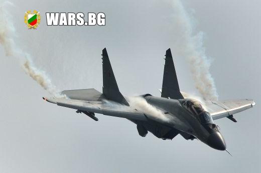Вижте новият фронтови изтребител МиГ-35