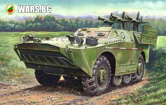 Разузнавателна машина БРДМ-1